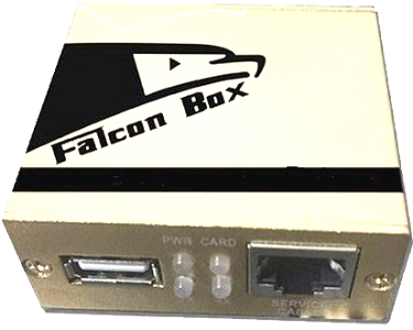 Falcon Box Crack