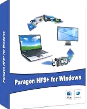 Paragon HFS + Crack