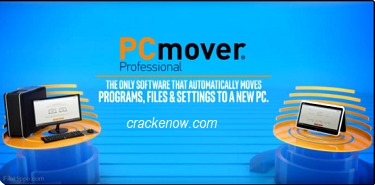 PCmover Professional Crack